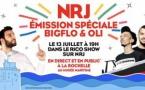NRJ reçoit BigFlo et Oli à La Rochelle
