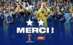 RMC célèbre la victoire des Bleus avec 29 heures d'antenne non-stop