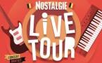 """Le """"Nostalgie Live Tour"""" arrive à Liège le 14 août"""