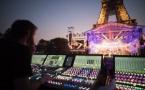 Lawo contribue aux festivités du 14 juillet en France