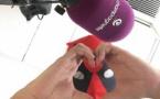 """Un """"super héros"""" à l'antenne de Champagne FM"""
