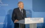 Le Président Olivier Schrameck quittera son siège en janvier prochain / Photo François Quairel