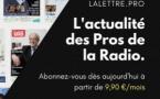 Accédez aux articles exclusifs de La Lettre Pro de la Radio premium