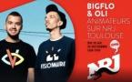 BigFlo & Oli, animateurs sur NRJ Toulouse durant une semaine