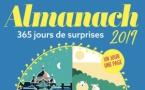 L'Almanach 2019 Notre Temps en partenariat avec France Bleu
