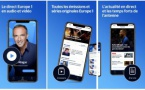 Europe 1 lance sa nouvelle application