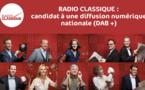 Radio Classique s'engage sur le DAB+