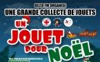 """Delta FM lance la collecte """"Un jouet pour Noël"""""""