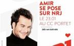 NRJ Toulouse reçoit le chanteur Amir