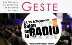 Le GESTE en force au Salon de la Radio