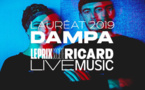 Dampa : lauréat du Prix Société Ricard Live Music 2019