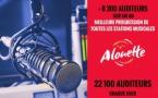 Alouette gagne des auditeurs à Nantes