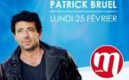 """M Radio : un """"M Radio Live"""" avec Patrick Bruel"""