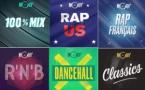 Six nouvelles webradios pour Mouv'