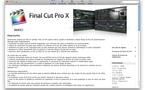 Flashback en 2011 - Apple Final Cut Pro et la radio
