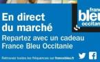 France Bleu Occitanie s'installe sur les marchés