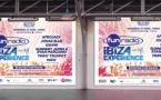 Une campagne pour la Fun Radio Ibiza Experience