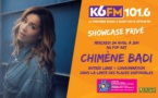 Chimène Badi invitée de K6FM le 24 avril au Pop Art
