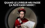 """""""Le livreur NRJ"""" : un nouveau jeu organisé par NRJ"""