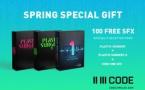 Code Jingles célèbre le printemps et offre 100 sfx