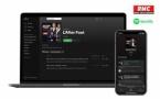 RMC : un partenariat avec Spotify