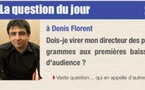 Flashback en 2011 - La question du jour n°1