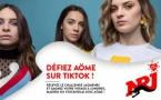 NRJ lance son premier challenge sur Tiktok