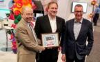 RCS fête ses 40 ans reçoit un prix à Las Vegas