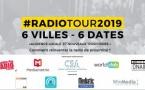 Bordeaux : première étape du #RadioTour le 5 juin