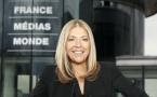 La présidente de France Médias Monde est en une du magazine n°111 de La Lettre Pro de la Radio.