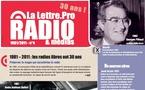 La Lettre Pro de la Radio n°4 - SPECIAL 30 ans de la FM
