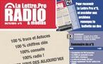 La Lettre Pro de la Radio Numéro 5 - Découvrez le Sommaire