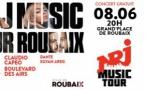 Roubaix accueille une étape du NRJ Music Tour