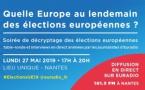 Euradio : une soirée pour décrypter les Européennes