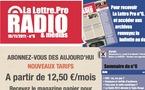 La Lettre Pro de la Radio Numéro 6 - Découvrez le Sommaire