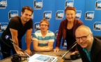 France Bleu Elsass en direct des studios du SWR4 à Freiburg