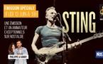 Ce soir, Sting devient animateur sur Nostalgie