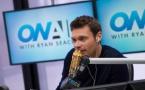 L'animateur Ryan Seacrest présentera son Morning depuis Kiss FM en France
