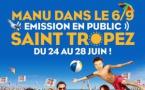 La matinale de NRJ s'installe à Saint-Tropez