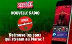 """Nouvelle """"Mobi Radio """"sur l'application Skyrock FM"""