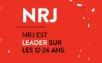 NRJ Belgique redevient leader sur les 12-24 ans