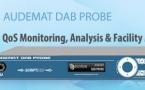 WorldCast Systems : une nouvelle version de l'Audemat DAB Probe