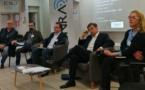Table ronde autour du DAB+ lors du congrès de la CNRA, le 13 juin, à l'ESJ Paris. © Olivier Malcurat - 3XL Médias