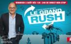 "RMC fait son ""Grand Rush"" dès 13h ce vendredi"