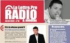 """""""La Lettre Pro de la Radio"""" : le n° 10 dans votre boite aux lettres"""