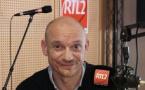 Gaétan Roussel a fait son retour sur RTL2