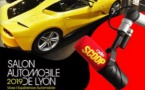 Radio Scoop au Salon de l'Automobile de Lyon