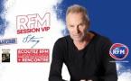 Sting offre un concert exclusif aux auditeurs de RFM