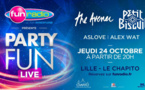 "Lille : Fun Radio lance sa tournée ""Party Fun Live"""