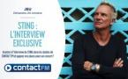 Contact FM : une rencontre avec le chanteur Sting